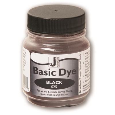 Basic Dye 0.5oz Black