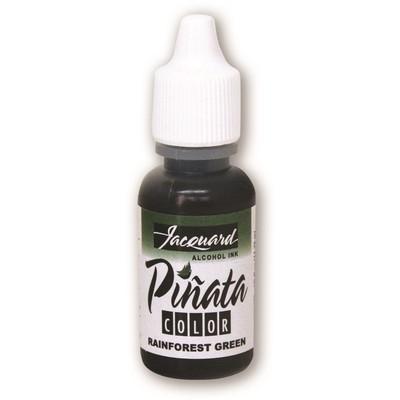 Pinata Alcohol Ink 0.5oz #023 Rainfrst Green