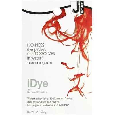 iDye, True Red 14g (Direct)