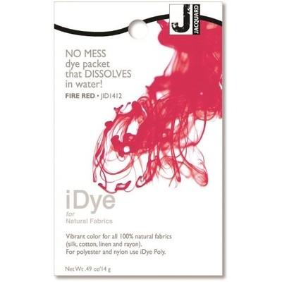 iDye, Fire Red 14g (Direct)
