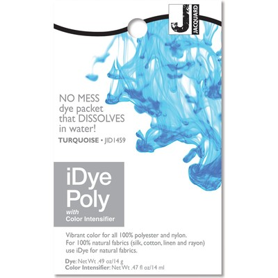 iDye Poly, Turquoise 14g (Poly/Disperse)