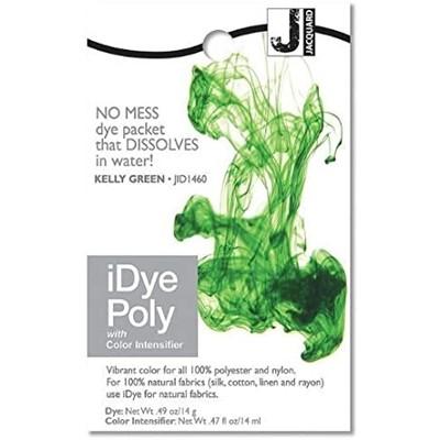 iDye Poly, Kelly Green 14g (Poly/Disperse)
