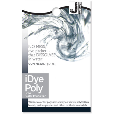 iDye Poly, Gun Metal 14g (Poly/Disperse)