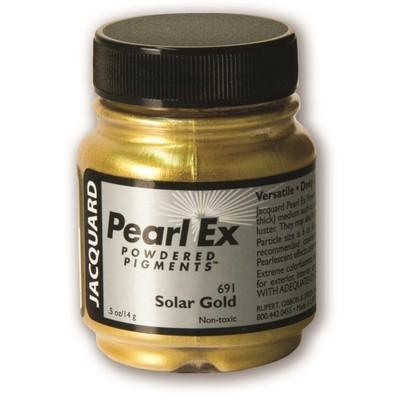 Pearl Ex Powdered Pigments 0.5oz #691 Solar Gold
