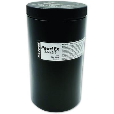 Pearl Ex Powdered Pigments 1lb #647 Sky Blue