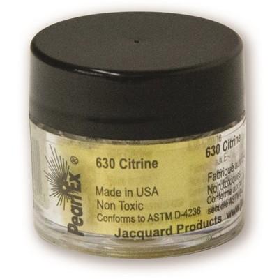 Pearl Ex Powdered Pigments 3g #630 Citrine