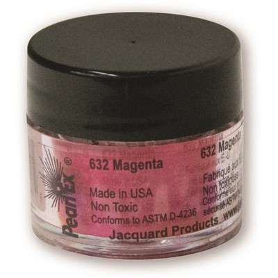Pearl Ex Powdered Pigments 3g #632 Magenta