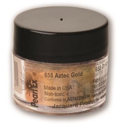 Pearl Ex Powdered Pigments 3g #658 Aztec Gold