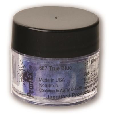 Pearl Ex Powdered Pigments 3g #687 True Blue