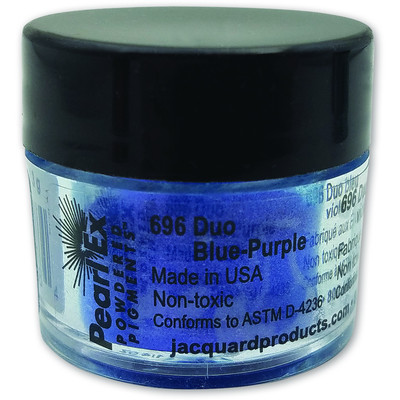 Pearl Ex Powdered Pigments 3g #696 Duo Blue/Purple