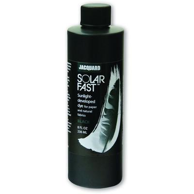 SolarFast Dye, 8oz - #113 Black