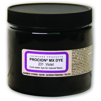 Procion MX Dye, 231 Violet (8oz)