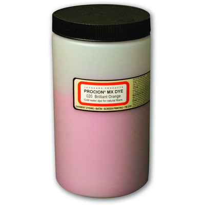 Procion MX Dye, 020 Brilliant Orange (1lb)