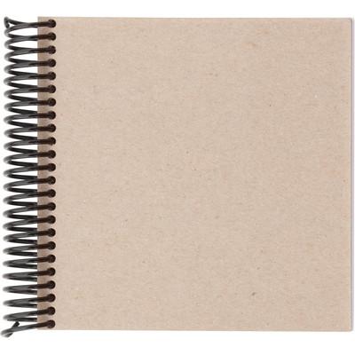 """Eco Sketch Journal 60#, 6"""" x 6"""""""