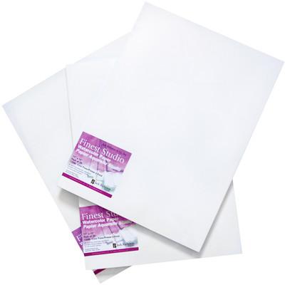 "Watercolor Paper 135# Cold Press, 11"" x 15"" (25 Sheets)"
