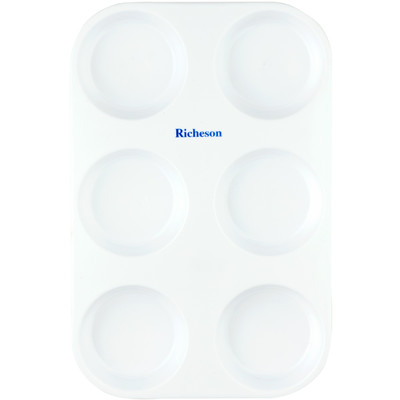Muffin Tray, 6 Well (12 Pack)