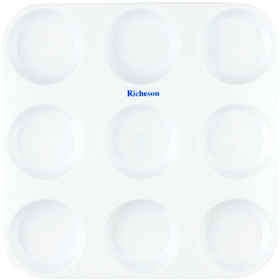 Muffin Tray, 9 Well (12 Pack)