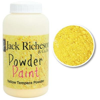 Powder Paint, Yellow (1lb)