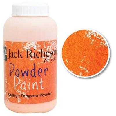 Powder Paint, Orange (1lb)