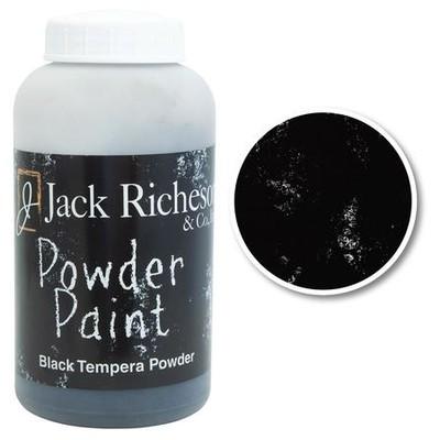 Powder Paint, Black (1lb)