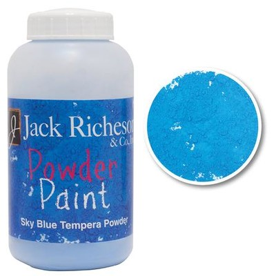 Powder Paint, Sky Blue (1lb)