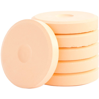 Tempera Cakes, Mini - Flesh (6 Pack)