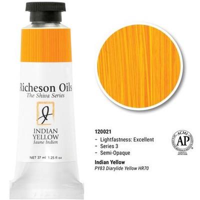 Richeson Oils, Indian Yellow (1.25oz)