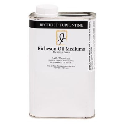 Rectified Turpentine (32oz)