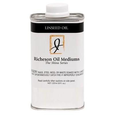 Linseed Oil (8oz)