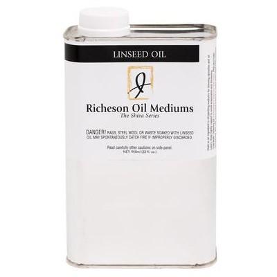 Linseed Oil (32oz)
