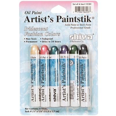 Shiva Paintstik Set, Standard - Iridescent Fashion (6pc)