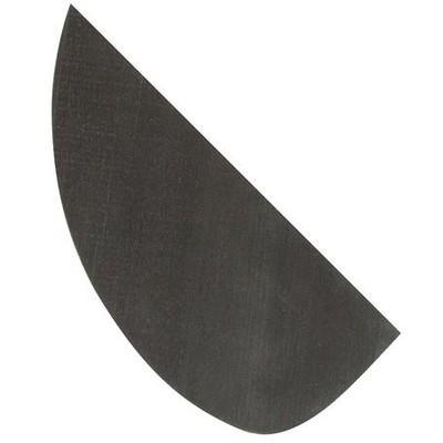 Steel Scraper, Pointed Half Moon