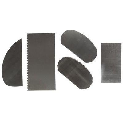 Steel Scraper Set (5pc)