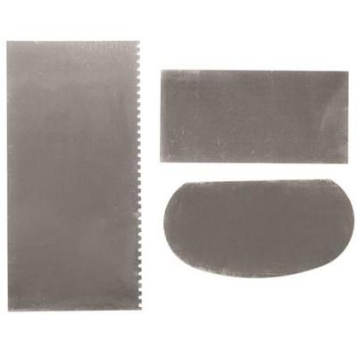 Steel Sraper Set (3pc)