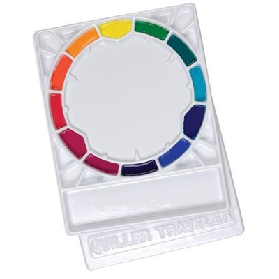Quiller Palette, Covered Travel