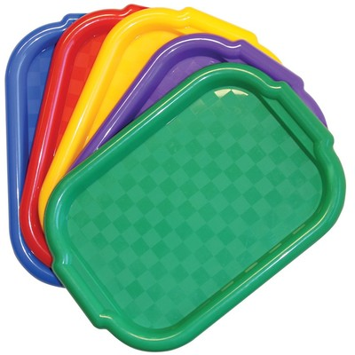 Multicolored Trays (5 Pack)