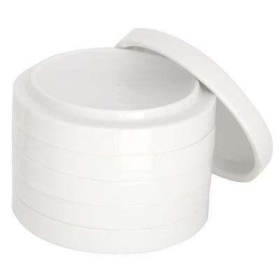 Ceramic Nesting Bowls, Large (6 Pack)