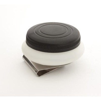 """Plastic Palette Cup with Cover, Large Single - 2"""" x 1"""""""