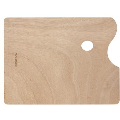 "Wooden Palette, Rectangle - 12"" x 16"""