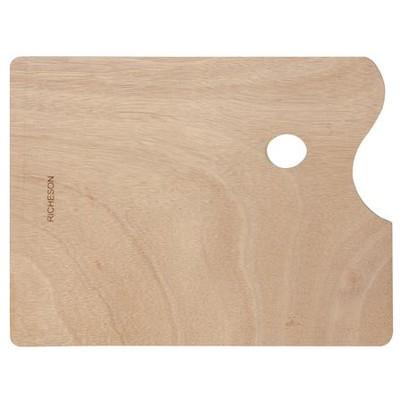 "Wooden Palette, Rectangle - 9"" x 12"""