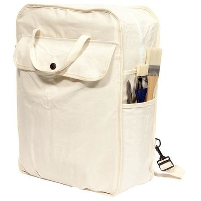 Canvas French Easel Backpack