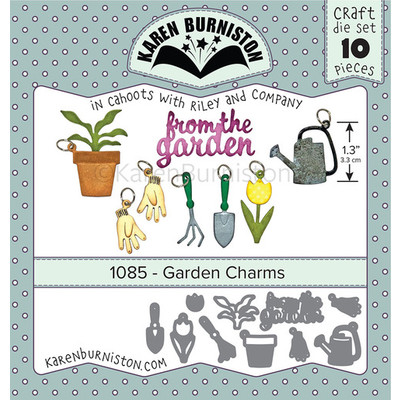 Die, Garden Charms