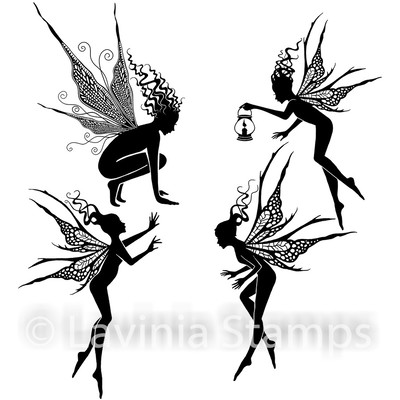 Clear Stamp, Fairy Foragers