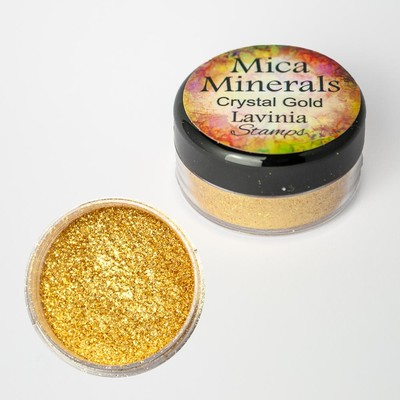 Mica Minerals, Crystal Gold