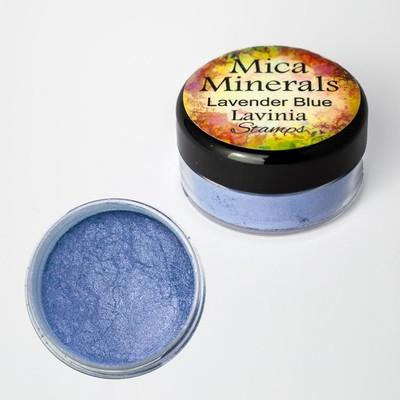 Mica Minerals, Lavender Blue