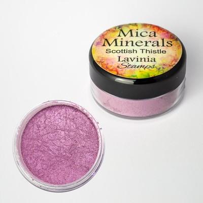 Mica Minerals, Scottish Thistle