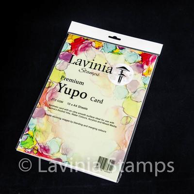 A4 Yupo Card