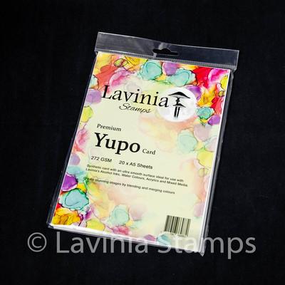 A5 Yupo Card