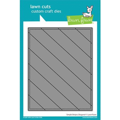 Die, Simple Stripes: Diagonal