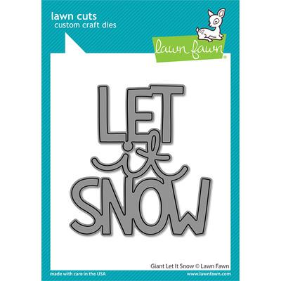 Die, Giant Let It Snow